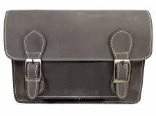 e4b162c8018 DOMLEATHERS CASUAL SATCHEL ΔΕΡΜΑΤΙΝΗ ΤΣΑΝΤΑ ΩΜΟΥ No S-32 ΚΑΦΕ OIL PULL UP